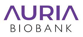Logo of Auria Biobank