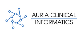 Logo of Auria Clinical Informatics