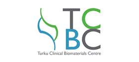 Logo of Turku Cliical Biomaterials Centre